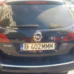 Opel - B402MMM