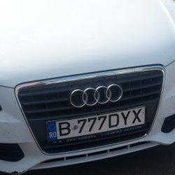 Audi - B777DYX